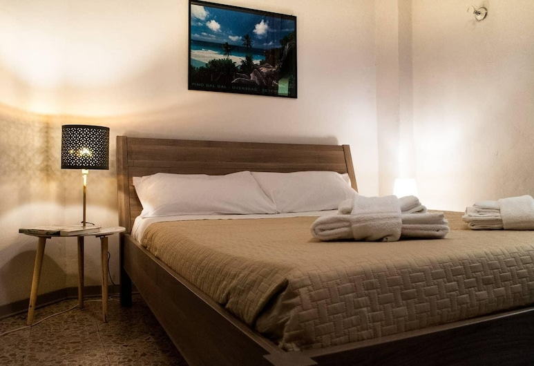 Casa San Martino, Bologna, Appartamento, 1 camera da letto, Camera