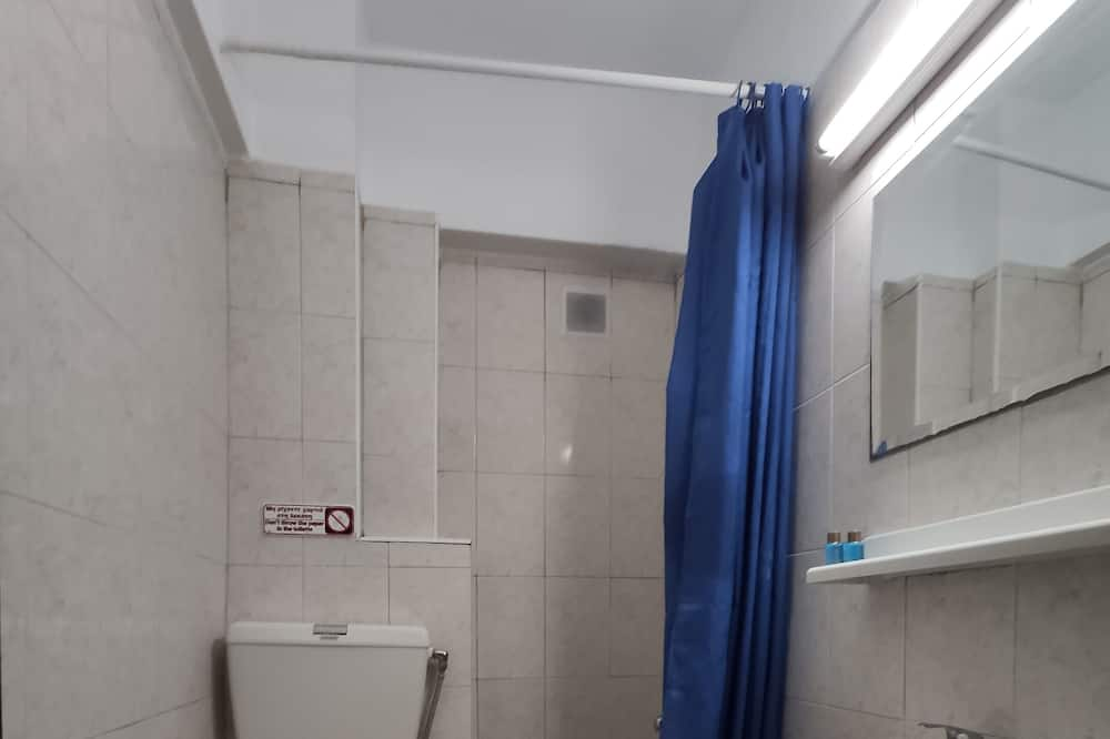 Двомісний номер, з балконом - Ванна кімната