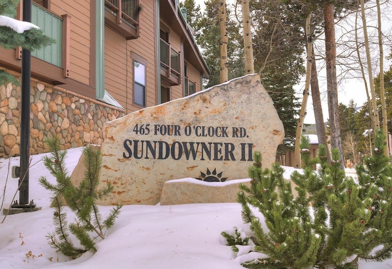 Sundowner II 203, Breckenridge, Pohľad na zariadenie