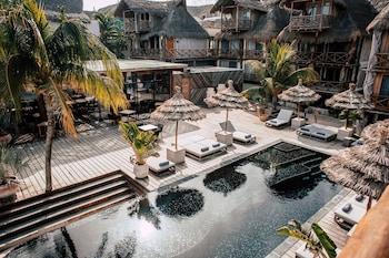 Kuva Luxury Hotel Boutique Aldea Kuka-hotellista kohteessa Isla Holbox