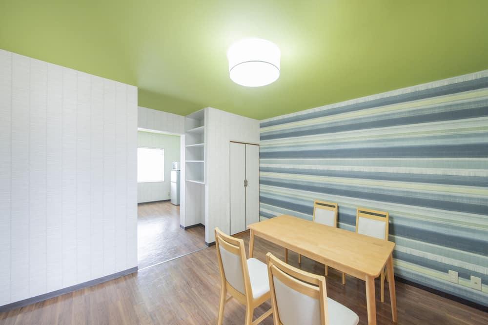 Basic-Zimmer, 2Schlafzimmer - Wohnbereich