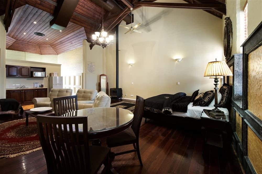 奢華客房, 1 張特大雙人床 - 客房餐飲服務