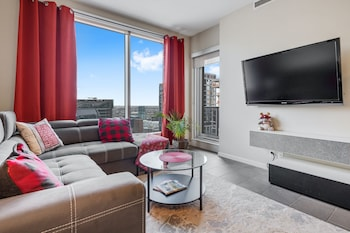 Picture of Simply Comfort. Modern Downtown Condos in Calgary