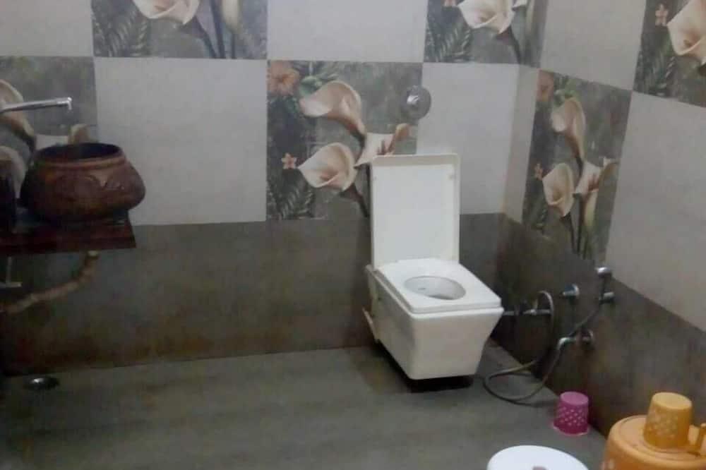 奢華客房 - 浴室淋浴間