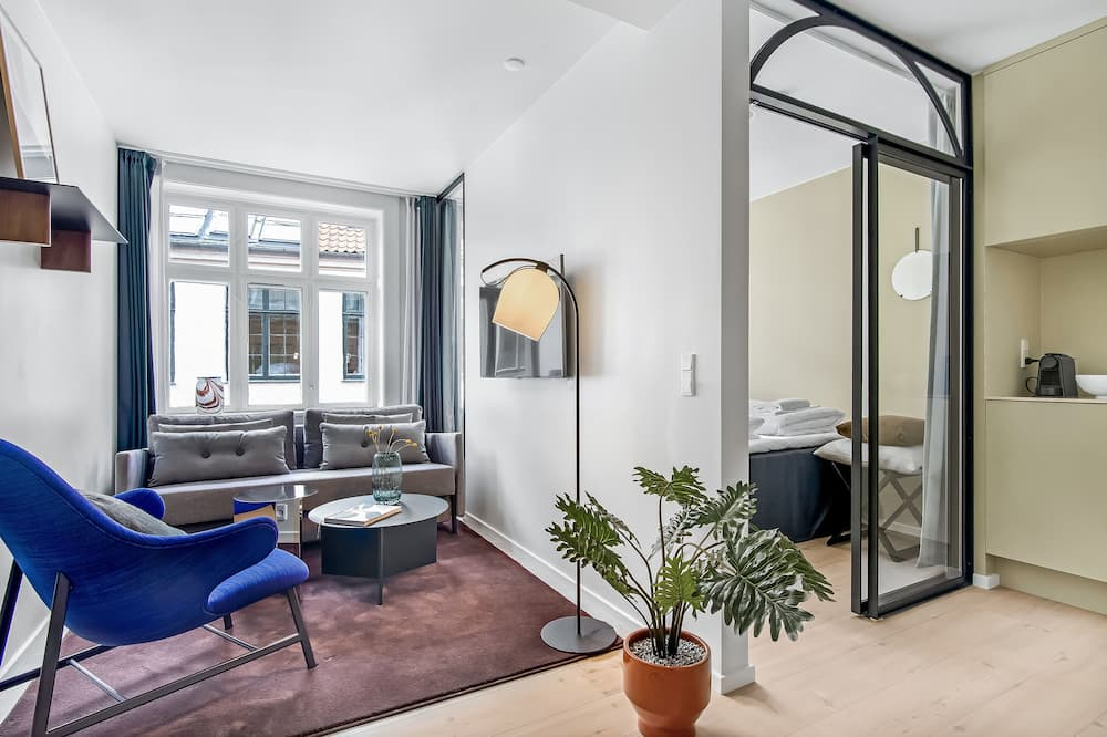 One-Bedroom Apartment (3 Adults) - Salon