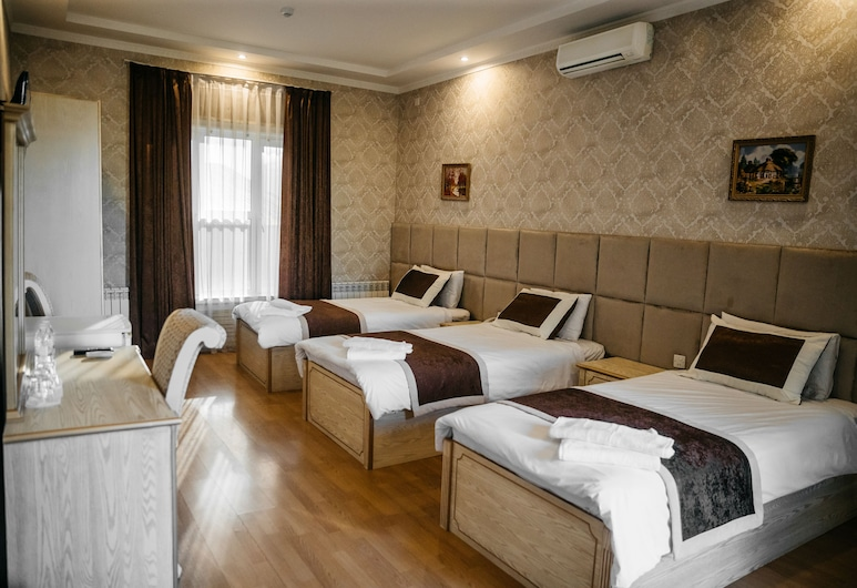 Shahlo Hotel, Samarkand, Standard Triple Room, 3 Twin Beds, Guest Room