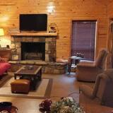 Chatka, 5 spální - Obývačka