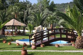 Lefkas bölgesindeki Villagio resmi