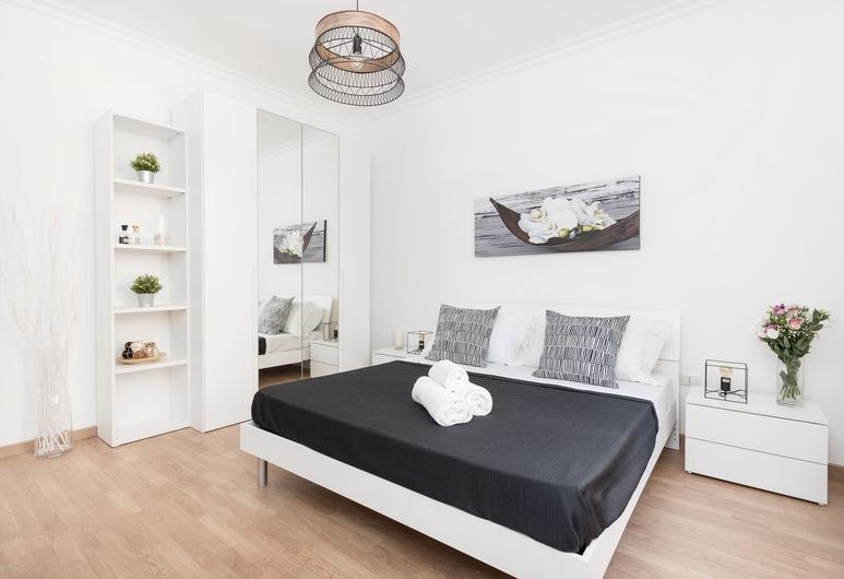 白時髦公寓里歐妮娜飯店, 羅馬, 經典公寓, 1 間臥室, 客房