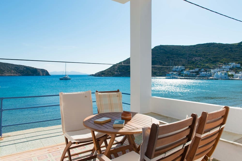 Standarta dzīvokļnumurs, skats uz jūru (Ponentes) - Galvenais attēls