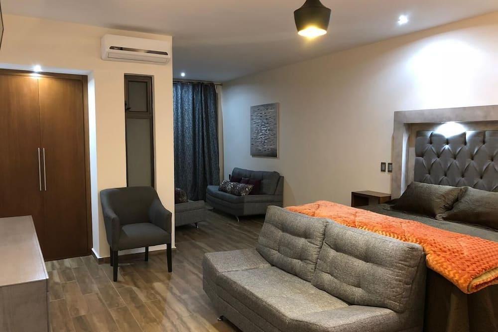 Senior-Zimmer - Wohnzimmer