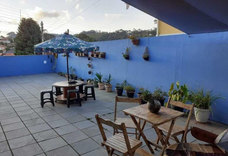 Solar dos Lopes, Campos do Jordao, Garden