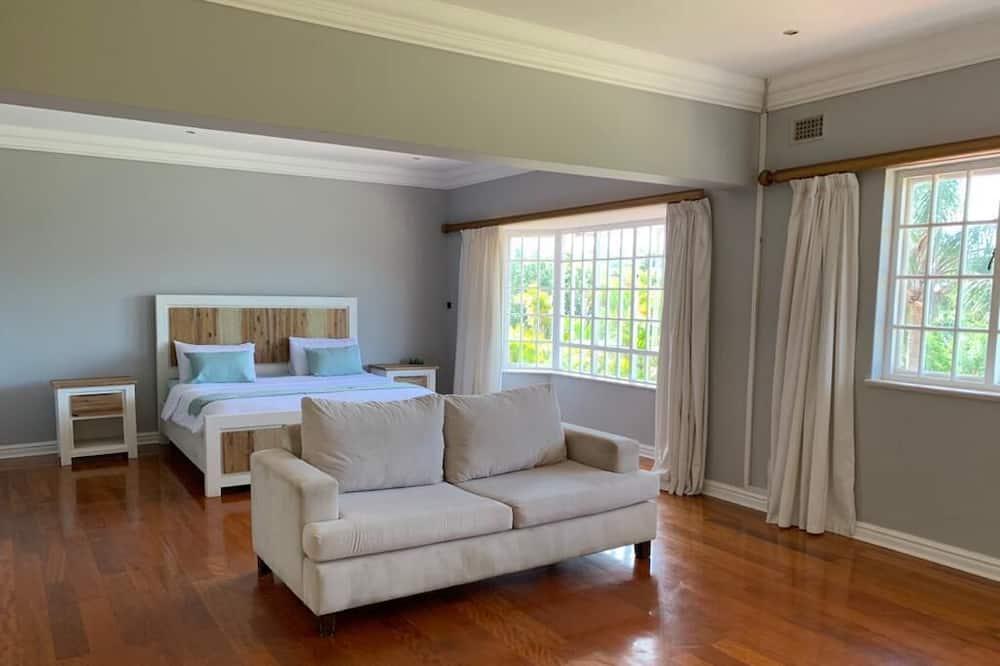 Izba typu Executive, vlastná kúpeľňa - Obývacie priestory