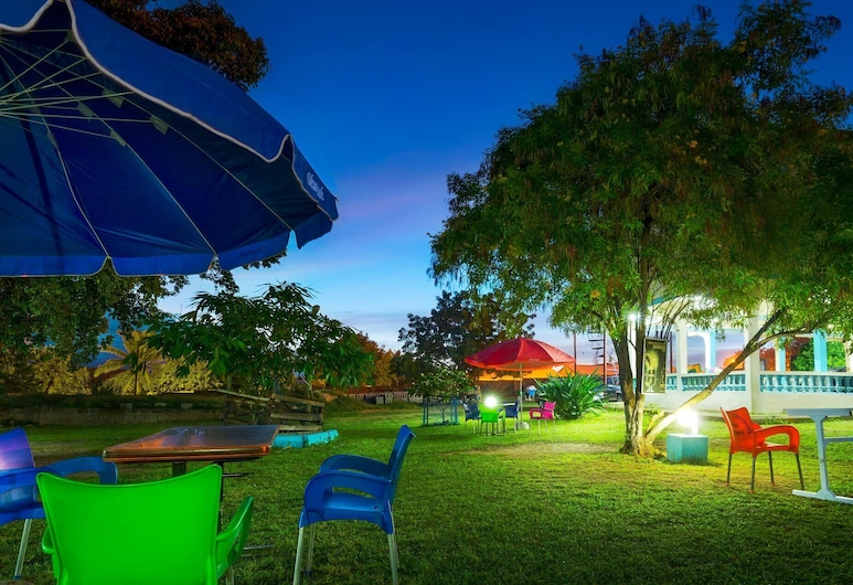 Falls Executive Guest House, Kintampo, Outdoor Dining