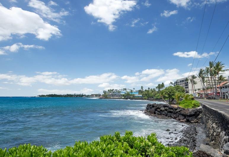 Big Island Lunapule Road B205 by Coldwell Banker Island Vacations, Kailua-Kona, Ferienhaus, 2Schlafzimmer, Strand