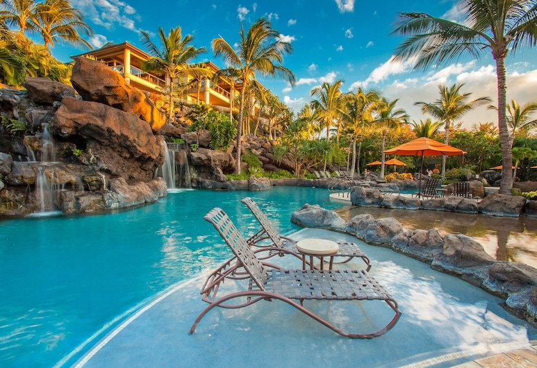 Ho'olei Ocean View Rooms by Coldwell Banker Island Vacations, Kihei, Apartman, 3 spavaće sobe, Bazen