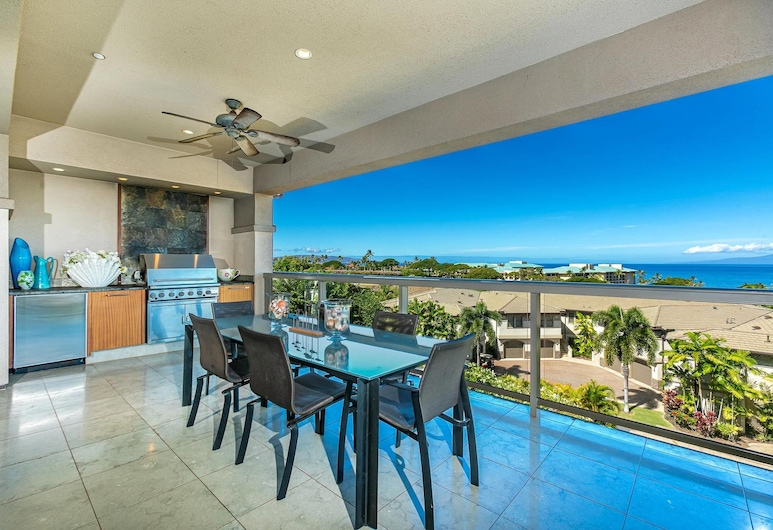 Ho'olei Ocean View Rooms by Coldwell Banker Island Vacations, Kihei, Appart'hôtel, 3 chambres, Chambre