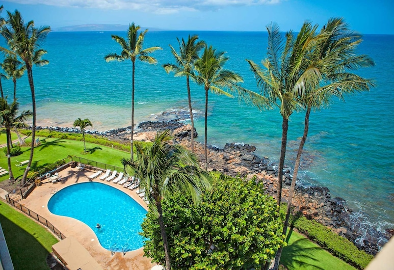Royal Mauian by Coldwell Banker Island Vacations, Kihei, Appartement, 2 slaapkamers, Strand