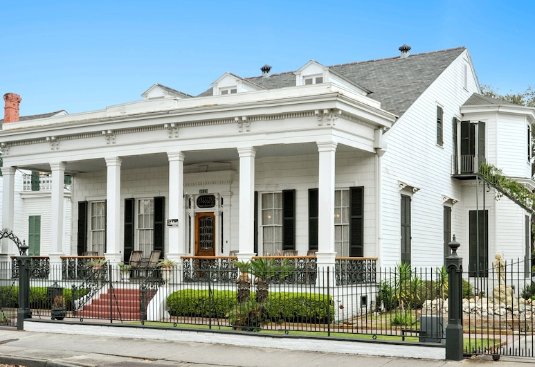 Ashton's Bed and Breakfast, New Orleans