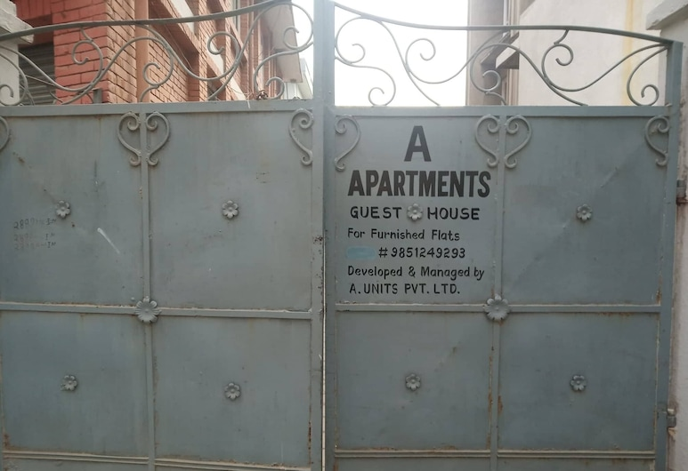 A Apartments, Lalitpur