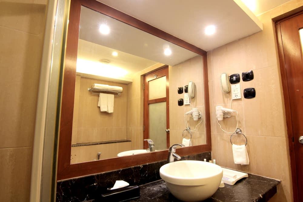 Habitación ejecutiva con 2 camas individuales - Baño