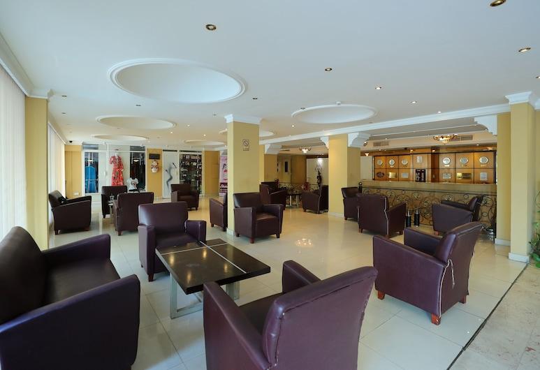OYO 112 Semiramis Hotel, Μανάμα, Καθιστικό στο λόμπι