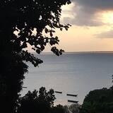 Klasikinio tipo bendrabutis (4 Beds) - Vaizdas į paplūdimį / vandenyną