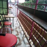 Kamar Single - Balkon