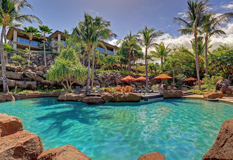Ho'olei Garden View Rooms by Coldwell Banker Island Vacation, Kihei, Korter, 3 magamistoaga, Bassein