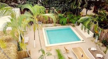 Obrázek hotelu Yaxa Nosara ve městě Nosara