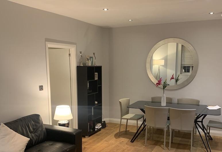 Marble Arch, Londyn, Apartament typu Club, Powierzchnia mieszkalna