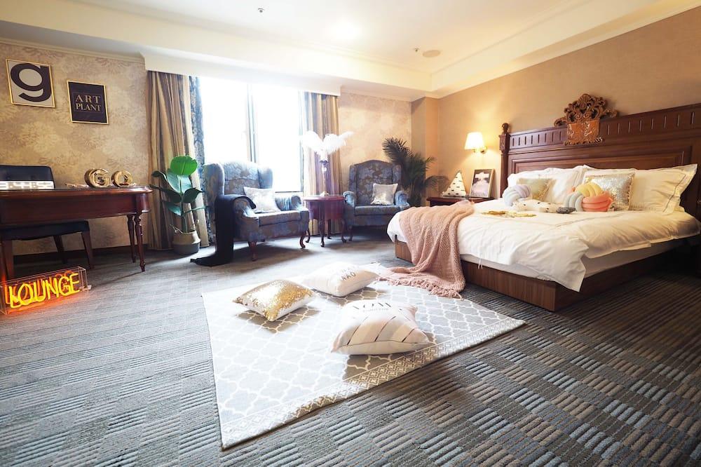Habitación doble (707) - Sala de estar