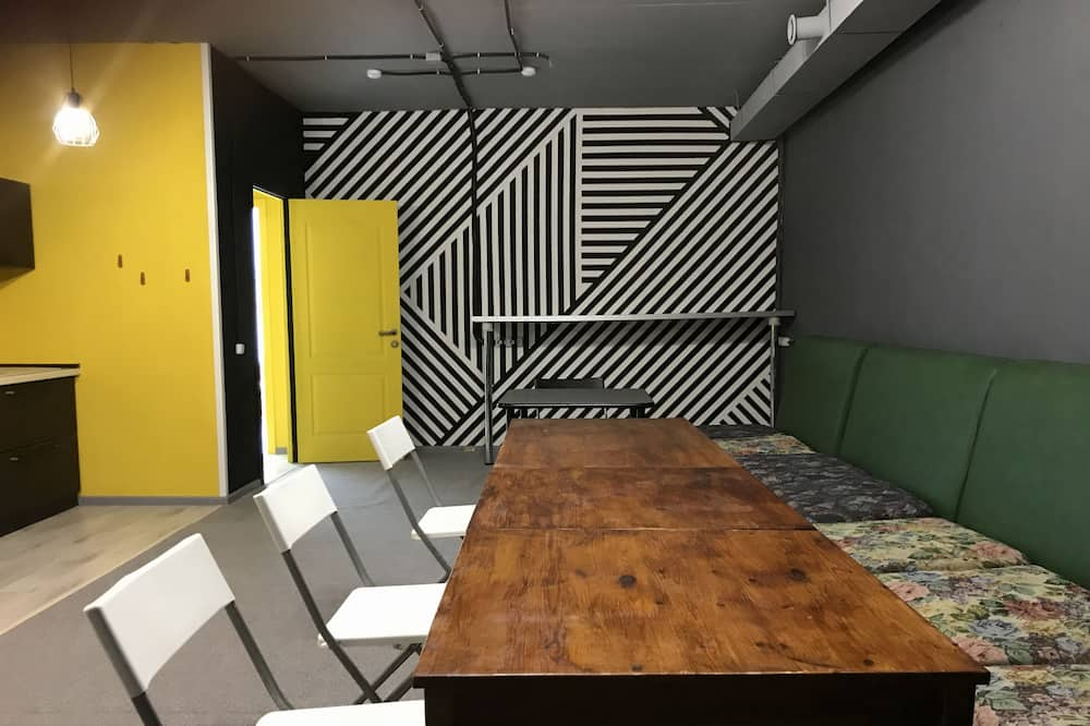 Ubytování ve společné místnosti, smíšený pokoj v ubytovně (6 beds) - Společná kuchyně