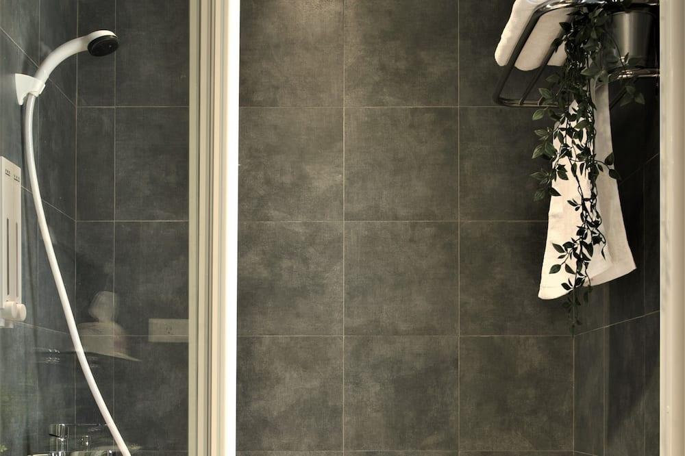 Phòng có thiết kế đặc sắc - Phòng tắm
