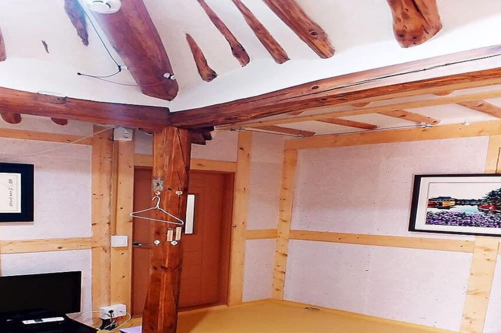 家庭客房 (A) - 客廳