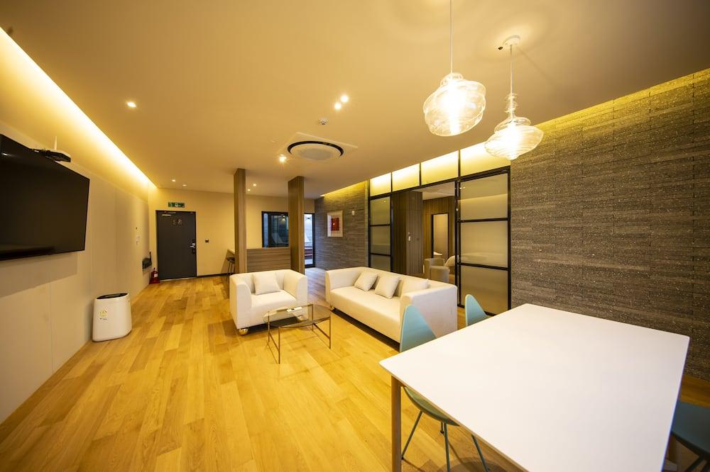 Apartmán typu Royal - Obývačka