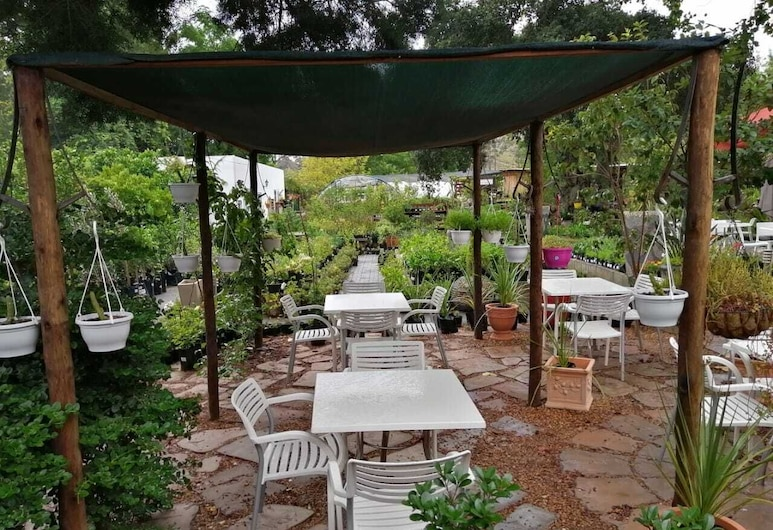 Fiore Guest Accommodation, Greyton, Γεύματα σε εξωτερικό χώρο