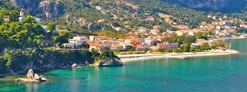 Bild vom Faro Del Porto in Kefalonia