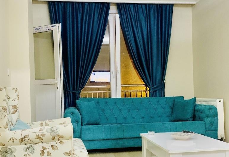 Gar Suit Esenyurt, Istanbul, Obiteljski apartman, Dnevna soba