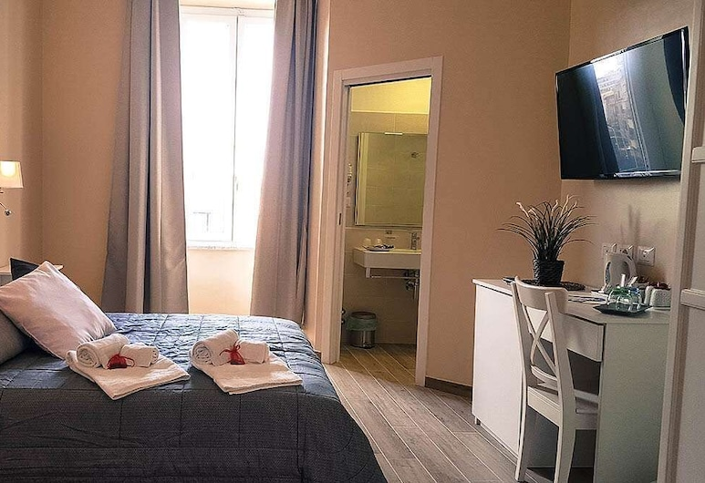 Serventi Longhi Rooms, Rím, Dvojlôžková izba typu Superior, výhľad na mesto (Giubileo), Hosťovská izba