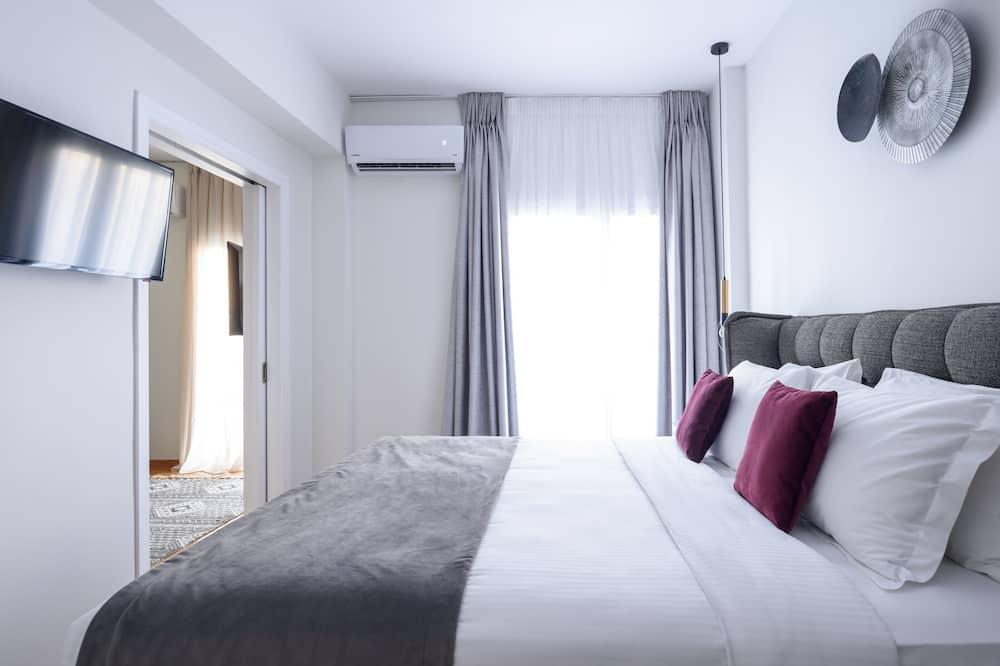 Deluxe Apart Daire, 2 Yatak Odası - Oda