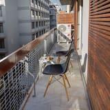 Dzīvokļnumurs, trīs guļamistabas - Balkons