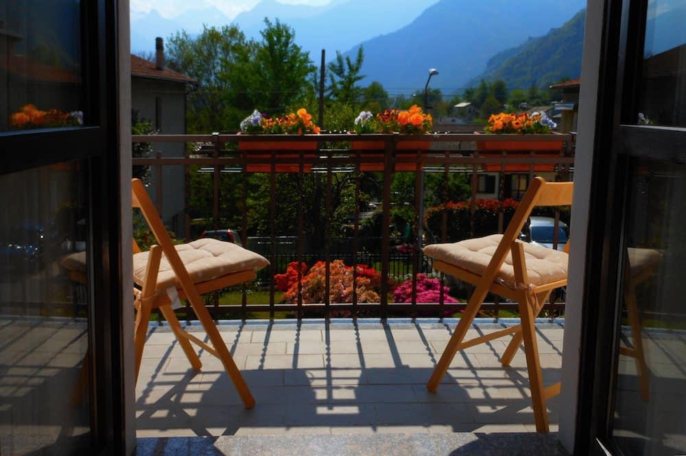 Panorama-værelse - balkon - Altan