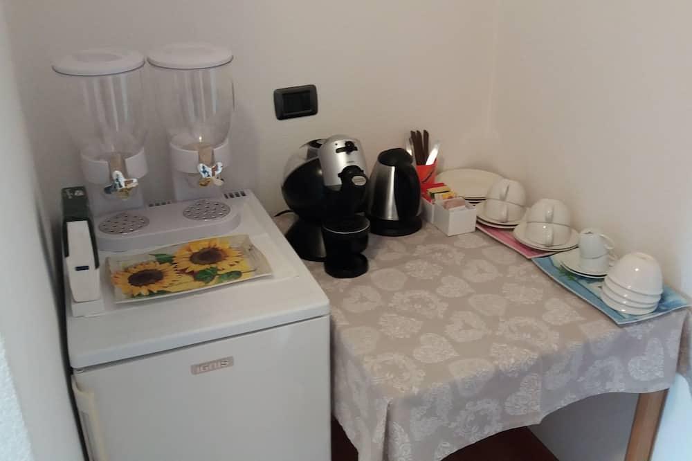 Familieværelse - Spisning på værelset