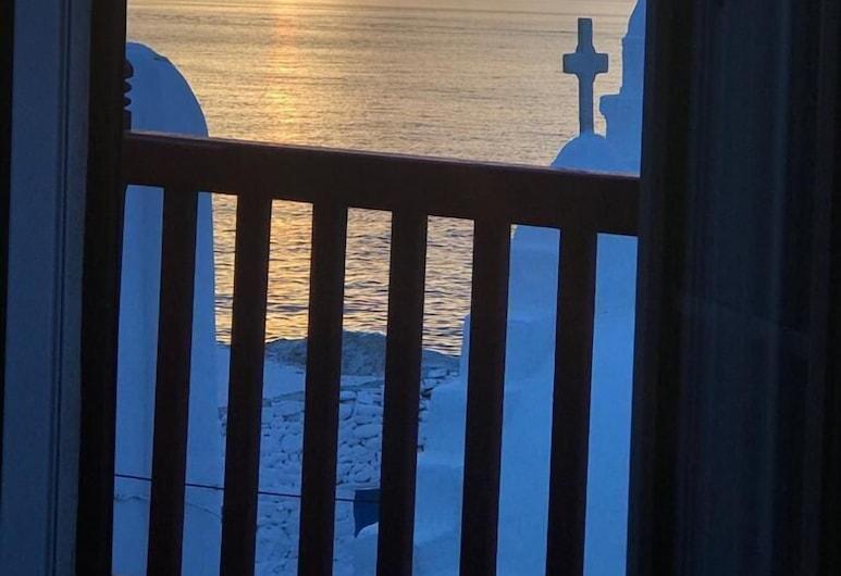Paraportiani Guesthouse, Mykonos, Suite, Pemandangan air
