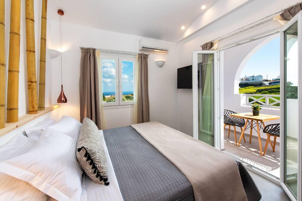 Deluxe kamer - Uitzicht vanaf kamer