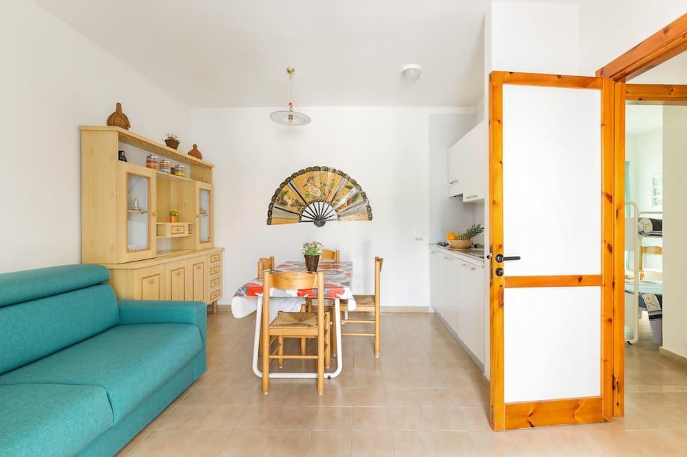 Standardní apartmán, 2 ložnice (Solemare Trilo) - Obývací prostor