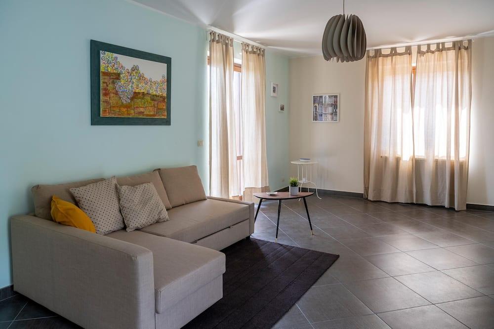Comfort-talo, 4 makuuhuonetta (7 Bedrooms) - Olohuone
