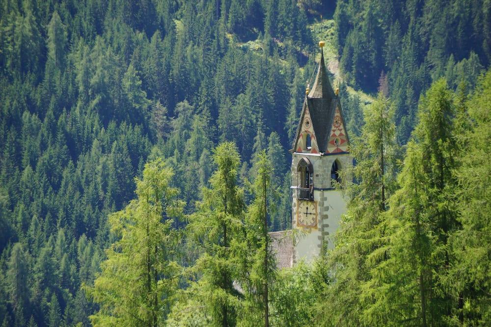 Apartmán, 2 ložnice, výhled na hory (Rit) - Výhled do údolí