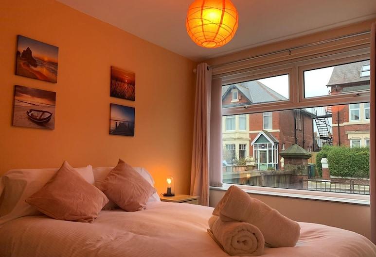 レスベリー ロード アパートメンツ, Newcastle-upon-Tyne, アパートメント (With Garden), リビング ルーム